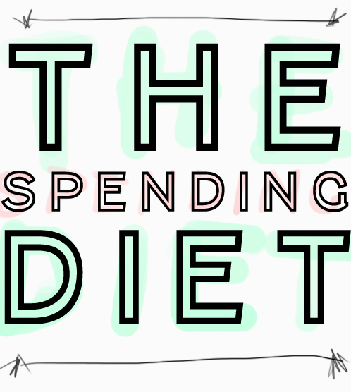 how to do a spending diet