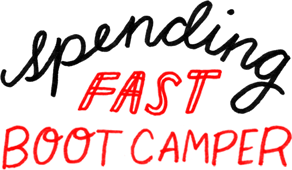 Spending Fast Bootcamp