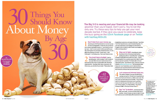 30 things you should know about money before 30 USAA