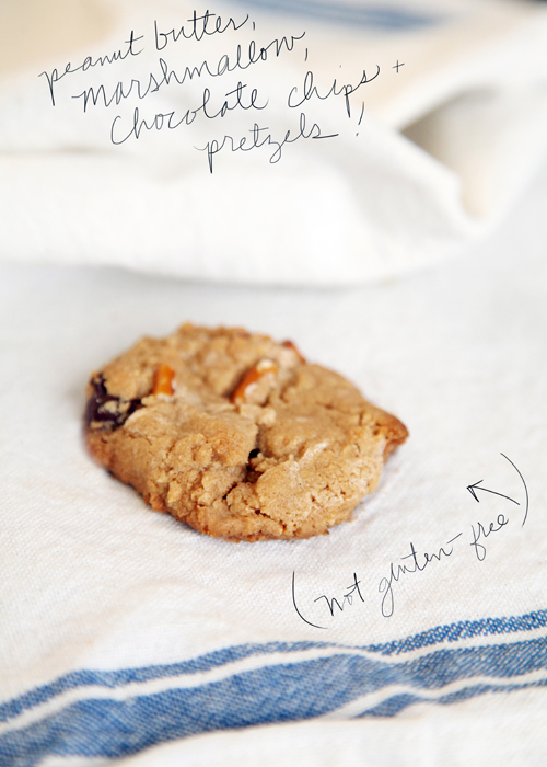 pretzel peanut butter chocolate chip cookie recipe