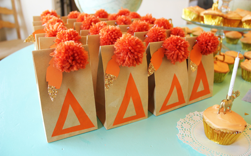 Create perfect party favors for pennies