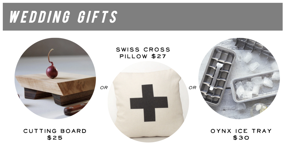 wedding gifts under $50