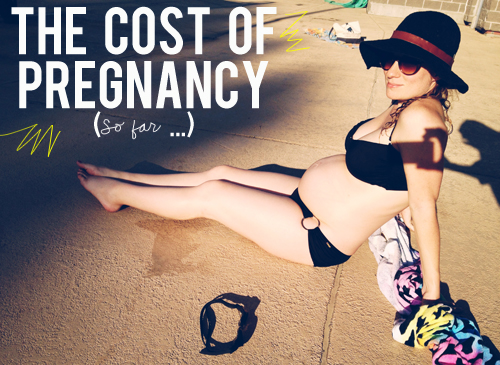 the cost of pregnancy