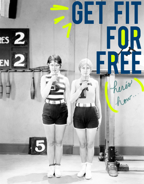 how to get fit for free