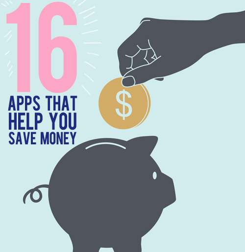 16 apps that will help you save money