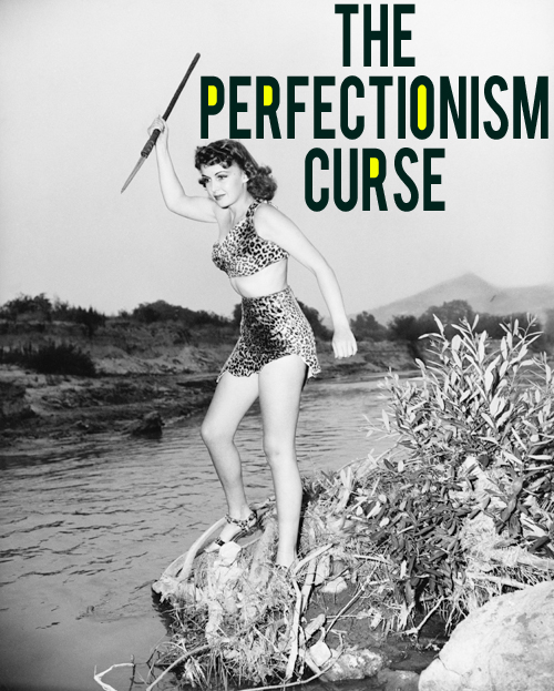 the perfectionism curse spending diet update andthenwesaved.com