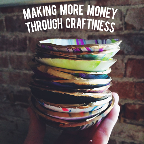 making more money through craftiness andthenwesaved.com