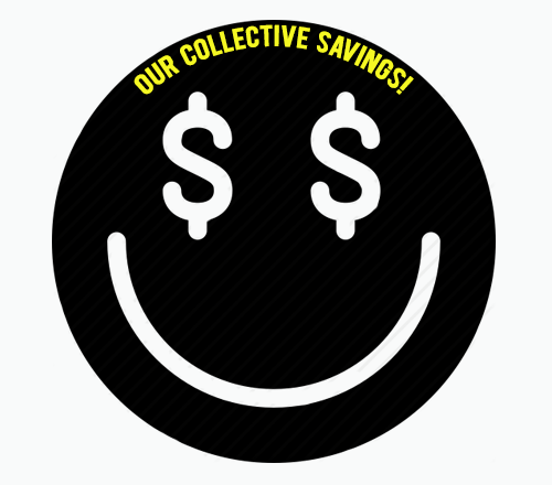 collective savings spending fast spending diet andthenwesaved.com