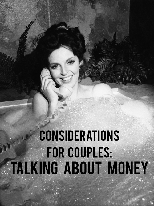 Talking About Money (as a couple) | AndThenWeSaved.com
