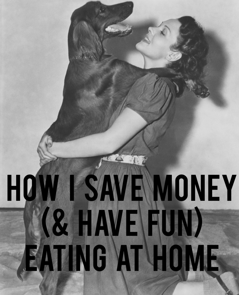 How I Save Money (& Have Fun) Eating at Home| AndThenWeSaved.com