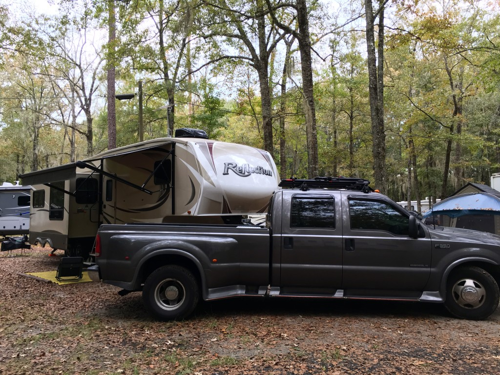 Living Tiny: The Longnecker's 5th Wheel RV Adventure | And Then We Saved