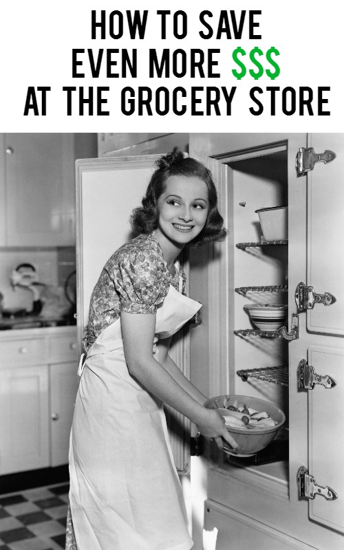 How to Save Even More Money at the Grocery Store | AndThenWeSaved.com