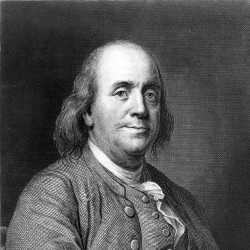 benjamin franklin frugal living debt free life