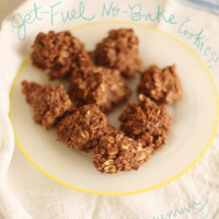 jet fuel no bake cookies