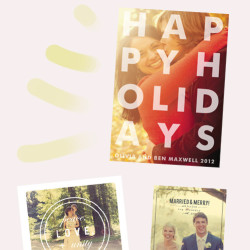 cute holiday cards minted