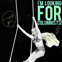 and then we saved is looking for columnists, contributors, writers, DIY-ers