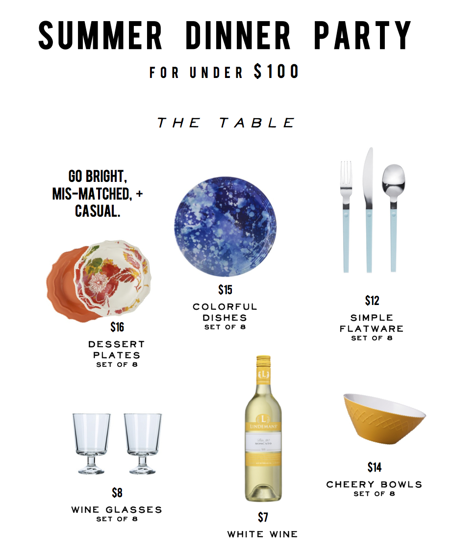 Exceptional Inexpensive Dinner Party Ideas Part - 2: Cheap Dinner Party Ideas