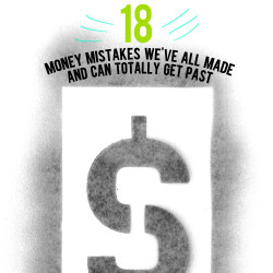 18 money mistakes we've all made that we can get past