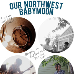 northwest babymoon