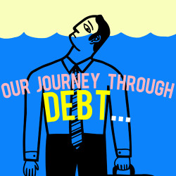 our journey through debt