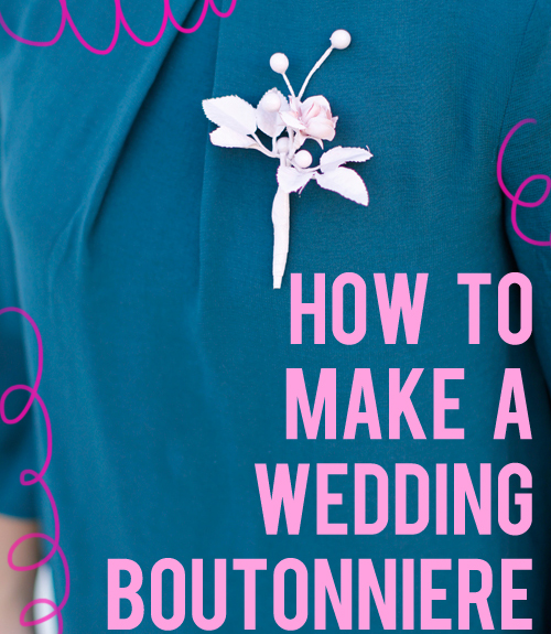 How to make a wedding boutonniere wedding boutonniere diyg solutioingenieria Image collections