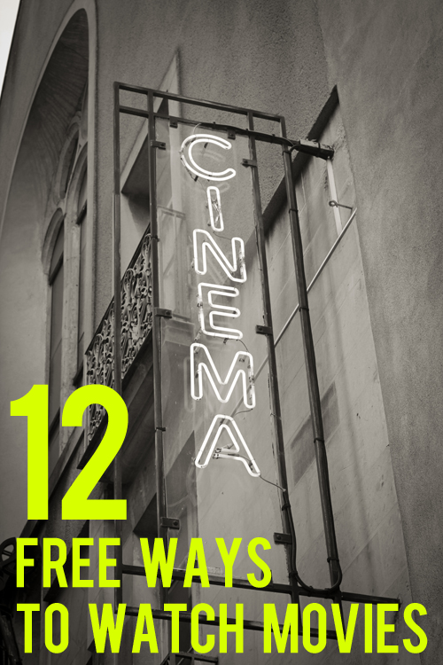 free ways to watch movies