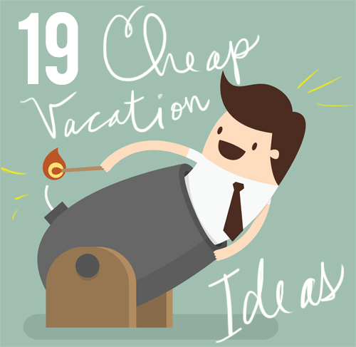 cheap vacation ideas