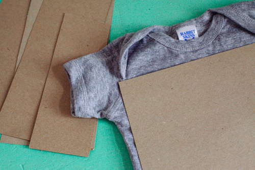 make your own hipster baby clothes DIY andthenwesaved.com