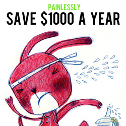 painlessly save $1000 with this simple solution andthenwesaved.com