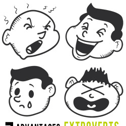 7 advantages extroverts have when it comes to money andthenwesaved.com