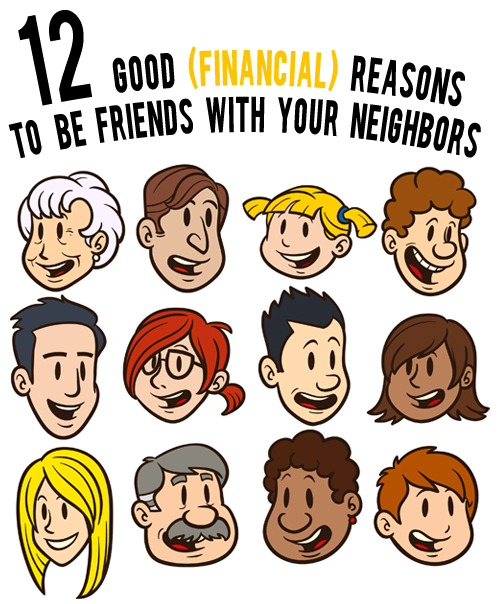 12 Good Reasons to Get to Know Your Neighbors | AndThenWeSaved.com