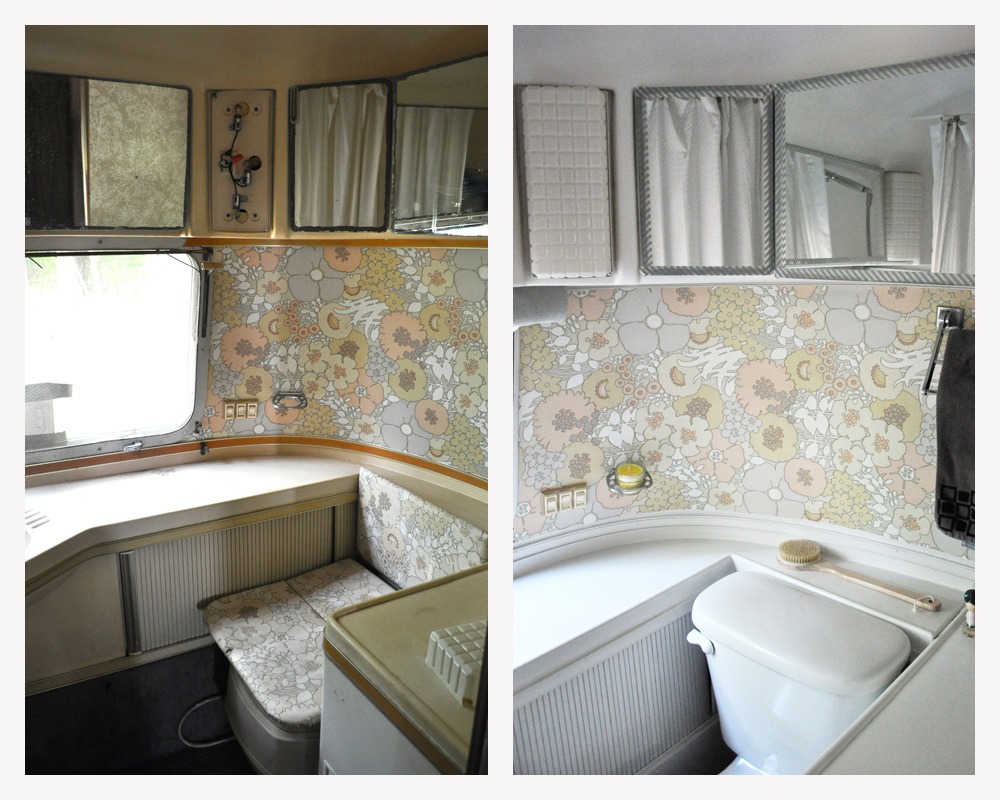 Living Tiny: George and Melanie's Airstream - House Tour andthenwesaved