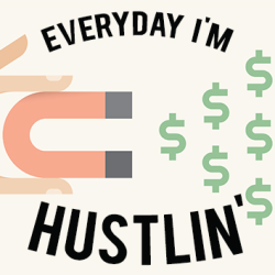 make more money the hustle is real spending fast update andthenwesaved.com