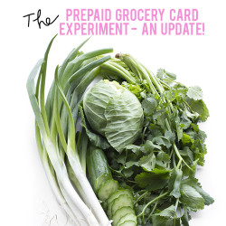 prepaid grocery card experiment update