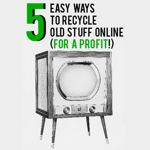 how to sell old stuff online