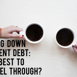 Paying Down Student Debt | AndThenWeSaved.com