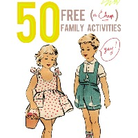 50 Free or Cheap Family Activities_And Then We Saved