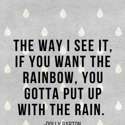 If You Want the Rainbow | AndThenWeSaved.com