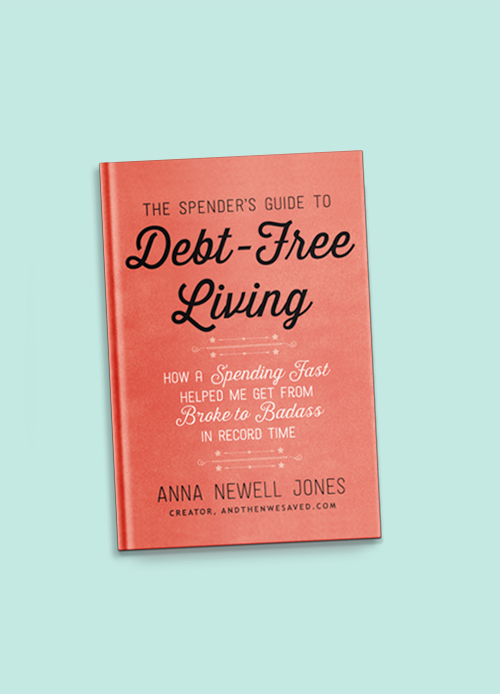 Book: The Spenders Guide to Debt Free Living