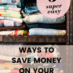 6 Super Easy Ways to Save Money on Your Household Bills