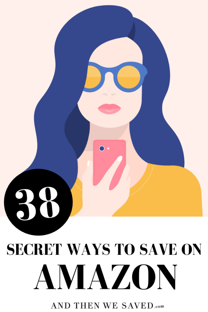 secret ways to save on amazon