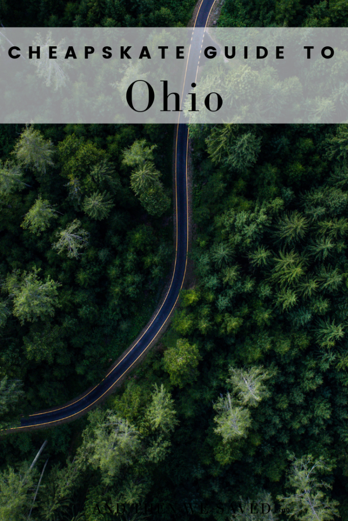 cheapskates ohio travel guide