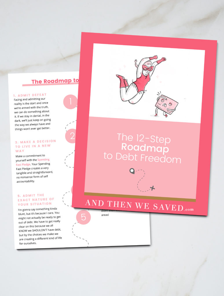 how to get out of debt fast debt freedom roadmap