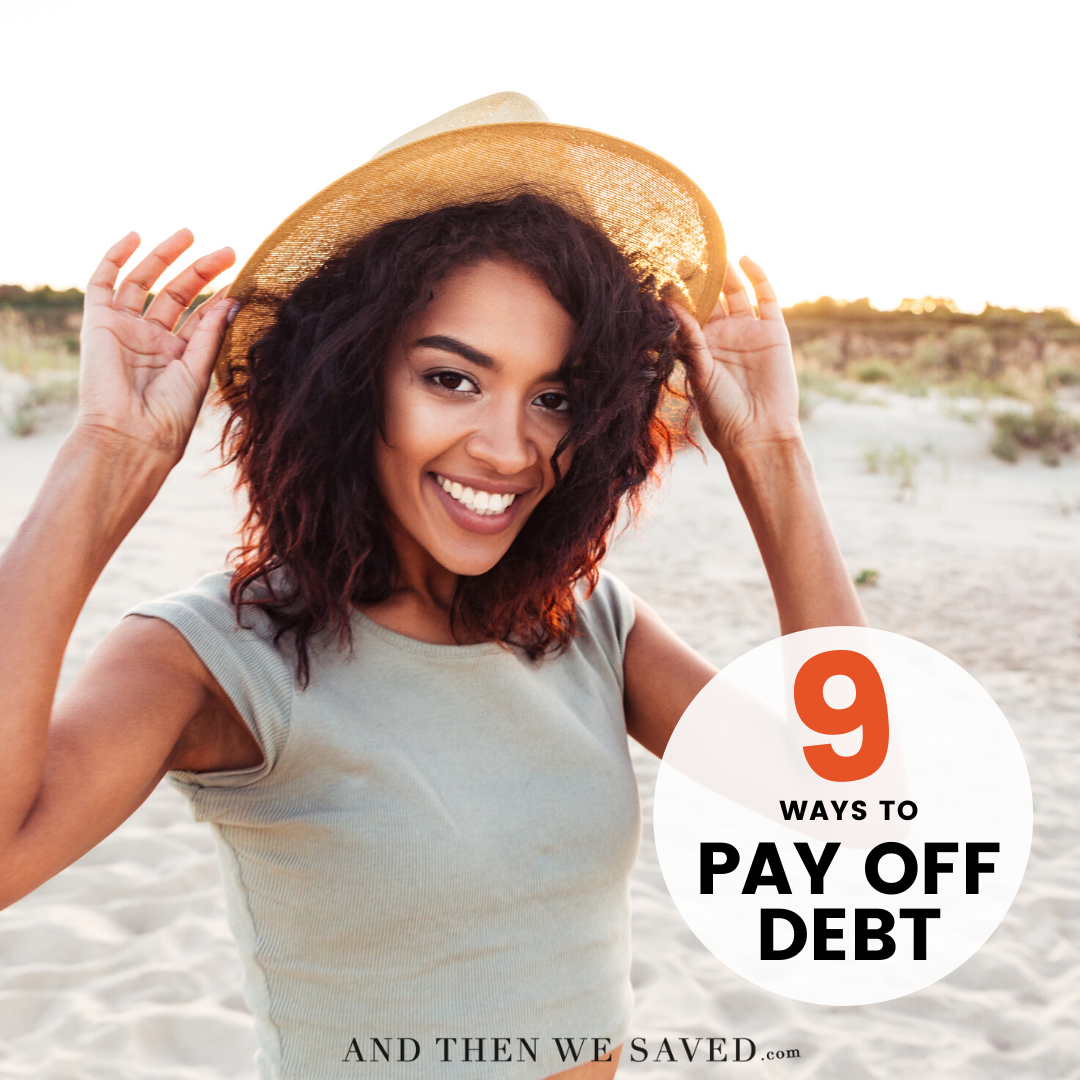 9 ways to pay off debt