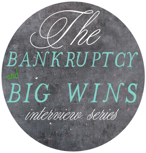 bankruptcy and big wins interview series